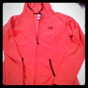 Women's North Face Full Zip Spring Jacket, Medium